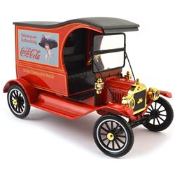 "1917 Ford Model T Delivery ""Coca-Cola Drink Delicious"" (Red)"