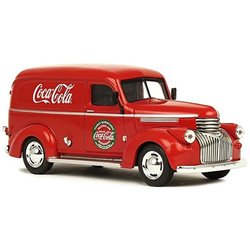 "1941-46 Chevy Panel Delivery ""Coca-Cola"" (Red)"