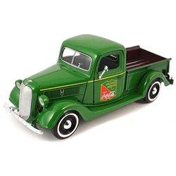 """1937 Ford Delivery Pickup """"Coca-Cola Fountain Service"""" (Green)"""