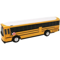 Thomas Saf-T-Liner® HDX School Bus (Yellow/White)