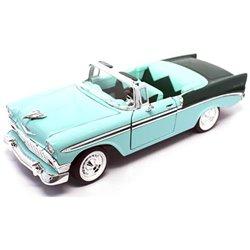 1956 Chevy Bel Air Convertible (Green/Dark Green)
