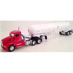 Kenworth T660 w/LP Tanker Trailer (Red)