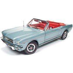 1965 Ford Mustang Convertible (Silver Smoke Gray)
