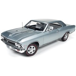 1966 Chevy Chevelle SS (Chateau Slate)