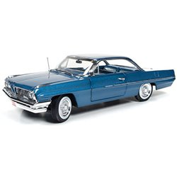 "1961 Pontiac Catalina (Bristol Blue) ""Hemmings Classic Car"""