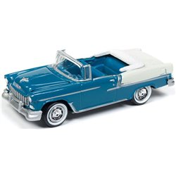 1955 Chevy Bel Air Convertible (Regal Turquoise Poly)