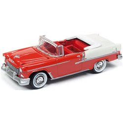 1955 Chevy Bel Air Convertible (Gypsy Red)