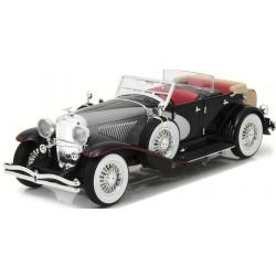 1932 / 1983 Duesenberg II SJ Convertible (Silver/Black)