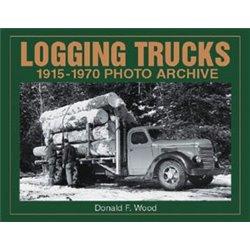 Logging Trucks 1915-1970 Photo Archive