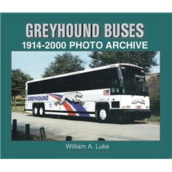 Greyhound Buses 1914-2000 Photo Archive