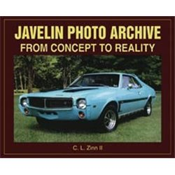 AMC Javelin Photo Archive: From Concept to Reality