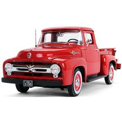 1956 Ford Pickup (Vermillion Red)