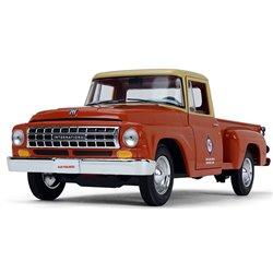 "1963 International C1100 Pickup (Orange) ""Allis-Chalmers Parts & Service"""