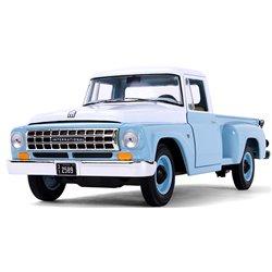 1963 International C1100 Pickup (Seascape Blue)