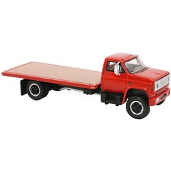 1975 Chevy C-65 Flatbed Truck (Red)