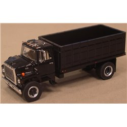 Ford LN-9000 Single Axle Grain Truck with Tilting Bed (Black)