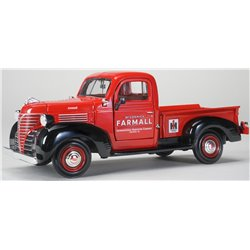 "1941 Plymouth Pickup Truck ""IH - McCormick Farmall"""