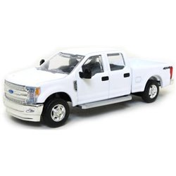2017 Ford F-350 Crew Cab Pickup Truck (White)
