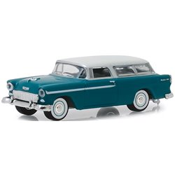 1955 Chevy Nomad (Regal Turquoise/India Ivory)