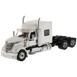 International LoneStar Mid-Roof Sleeper Tractor (White)