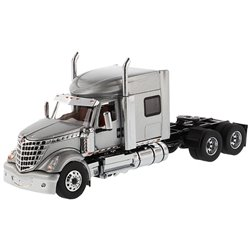 International LoneStar Mid-Roof Sleeper Tractor (Silver)