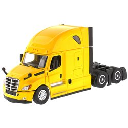 2019 Freightliner Cascadia Hi-Roof Sleeper Tractor (Yellow)