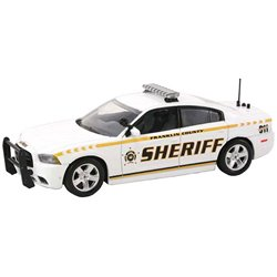 "2014 Dodge Charger Police ""Franklin County Dept"""