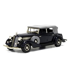 1934 Buick Model 98C 4-Door Phaeton (Empire Blue)