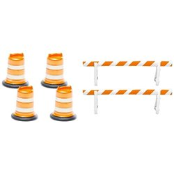 Road Accessories - Construction Traffic Set
