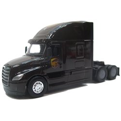 "2019 Freightliner Cascadia Tractor ""UPS"" (Brown)"