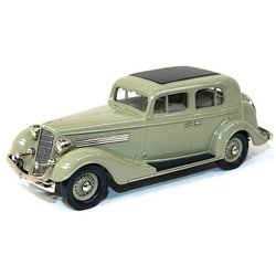 1934 Buick Club Sedan Model 61 (Green)