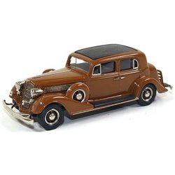 1934 Buick Series 90 5 Passenger Sedan Model 97 (Poney Brown)