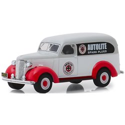 "1939 Chevy Panel Truck ""Autolite Spark Plugs"""