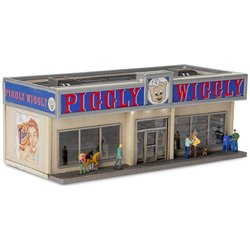 Piggly Wiggly Grocery Store - HO-Gauge
