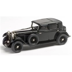 1930 Bentley 8-Litre H.J. Mullinger body (Black)