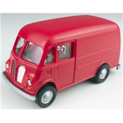 International Metro Delivery Truck  (Red)