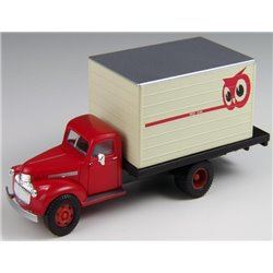 """1941 Chevrolet Delivery Truck """"Red Owl Grocery Stores"""""""