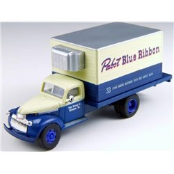 """1941 Chevrolet Delivery Truck """"Pabst Blue Ribbon Beer"""""""