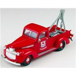 "1941 Chevrolet Wrecker Truck ""Mobil Gas Towing"""