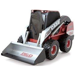 Case SV250 Red Power Skid Steer