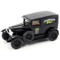 "1930 Chevy Panel Delivery ""Jefferson Island"" (Black)"