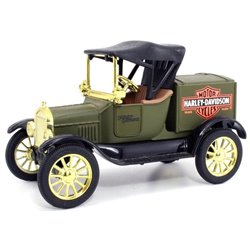 """1918 Ford Model T Runabout """"Harley-Davidson 1"""""""