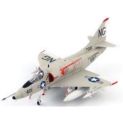 A-4C Skyhawk USN VA-94 Shrikes (NG401) USS Enterprise, 1960s