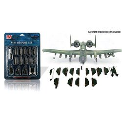 A-10 Thunderbolt II 1/72 Weapons Load Set (Euro I Scheme)