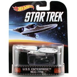 1:3500 Star Trek USS Enterprise NCC-1701
