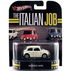 The Italian Job Morris Mini (White)