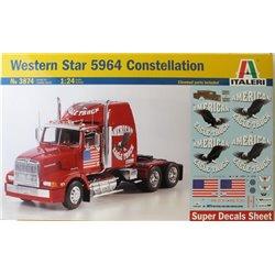 Western Star Constellation (Model Kit)