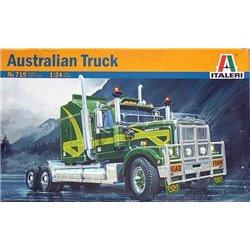 Australian Western Star Tractor (Model Kit)