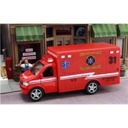 Ambulance (Red)