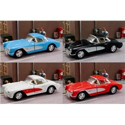 1957 Chevy Corvette (Assorted Colors)